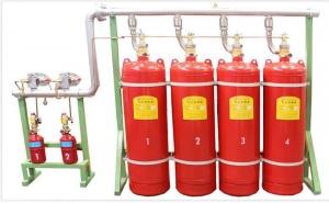 云南七氟丙烷气体灭火系统