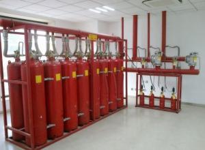 云南co2气体灭火系统