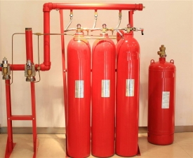 云南IG541气体灭火系统