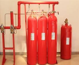 贵州IG541气体灭火系统